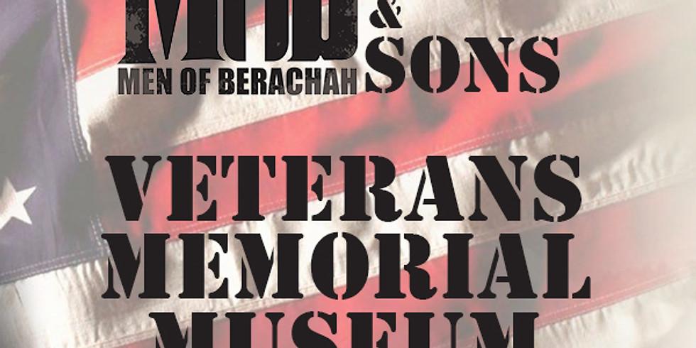 MOB & Sons Veterans Museum Tour & Lunch