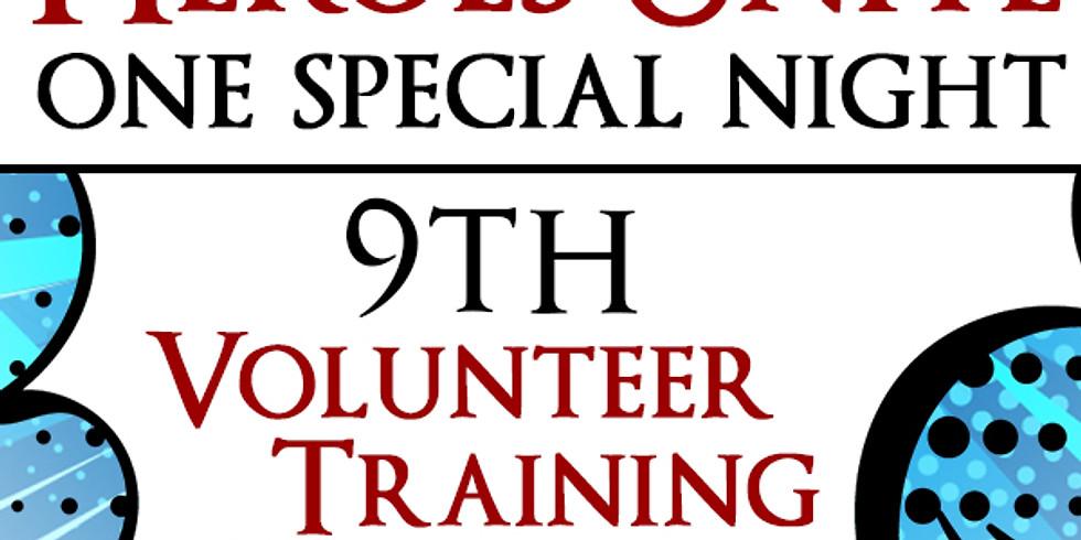 9th OSN Volunteer Training [CLOSED]
