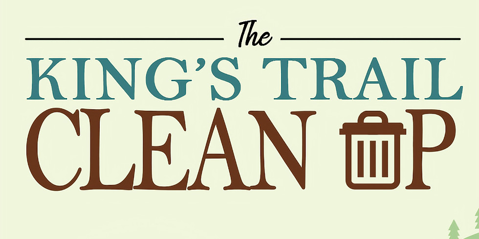 King's Trail Clean Up