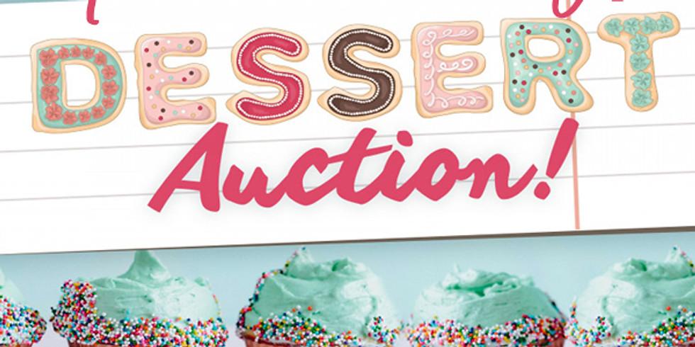Youth Sunday / Dessert Auction
