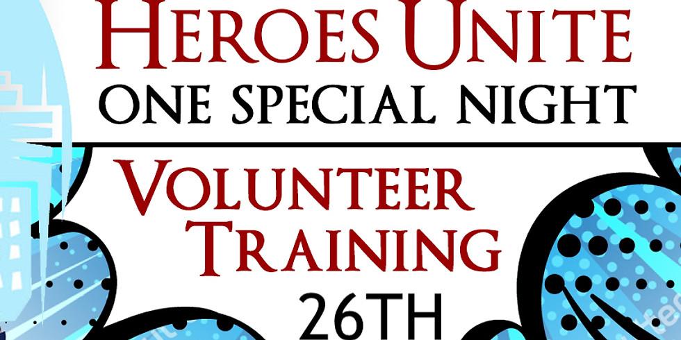 26th OSN Volunteer Training