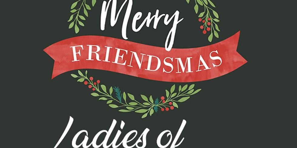 Merry Friendsmas - Ladies of Berachah Brunch