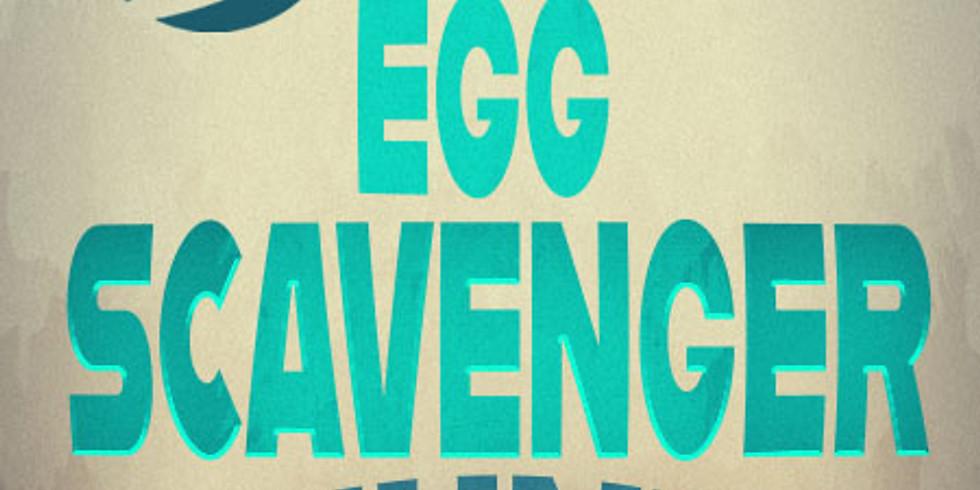 B Kids Eggscavenger Hunt