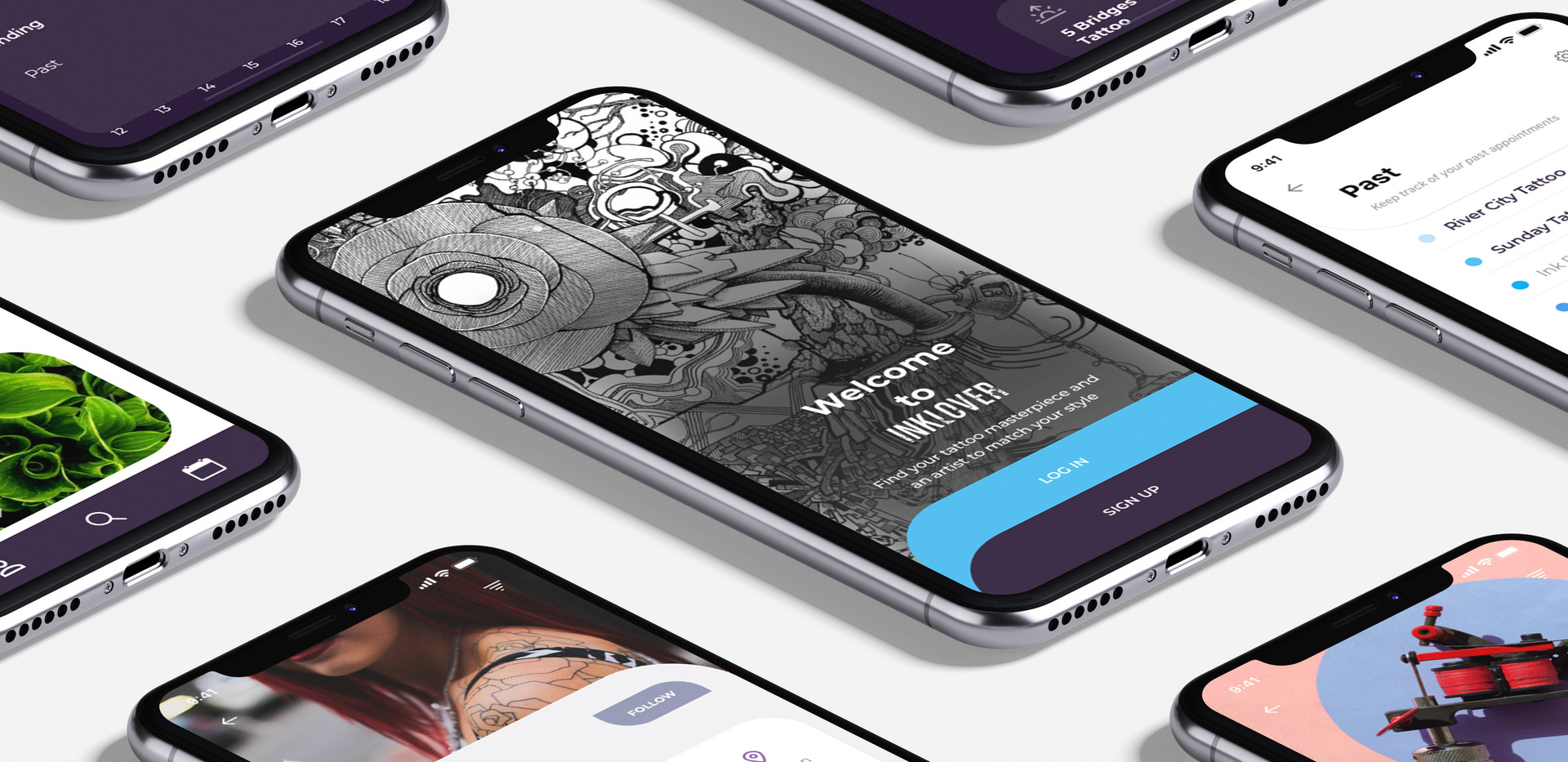 Inklover App
