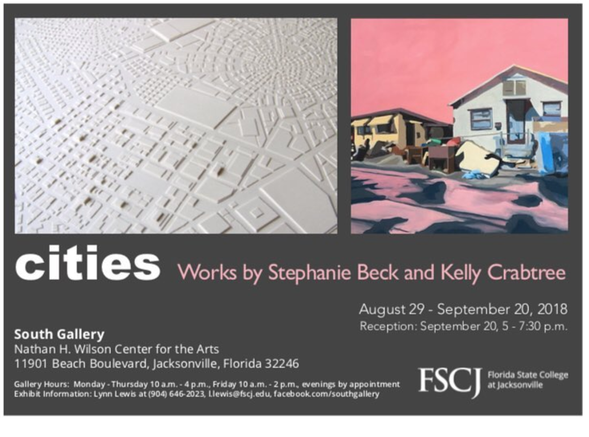 FSCJ Cities Group Exhibition