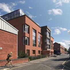 Hindle House, Nottingham