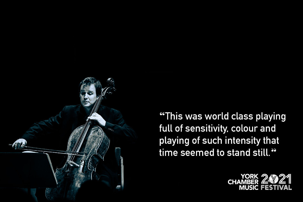 This was world class playing full of sensitivity, colour and playing of such intensity that time seemed to stand still.