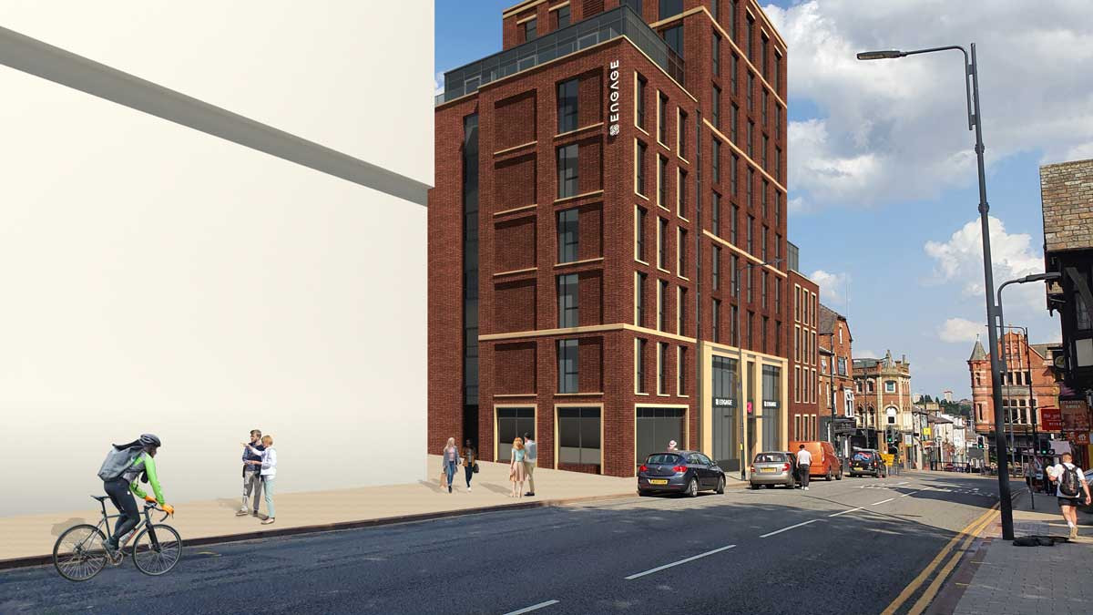 Merrion Street development
