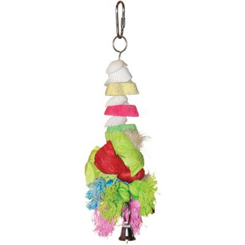 Prevue Cookies and Knots Bird Toy