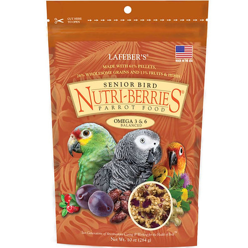 Nutriberries Senior Parrot