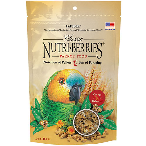 Nutriberries Parrot