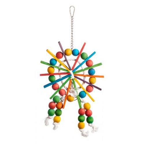 Prevue Ferris Wheel Bird Toy