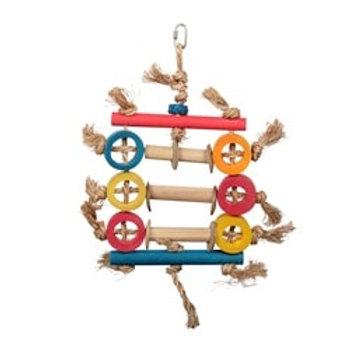 Hagen Bamboo Abacus Small