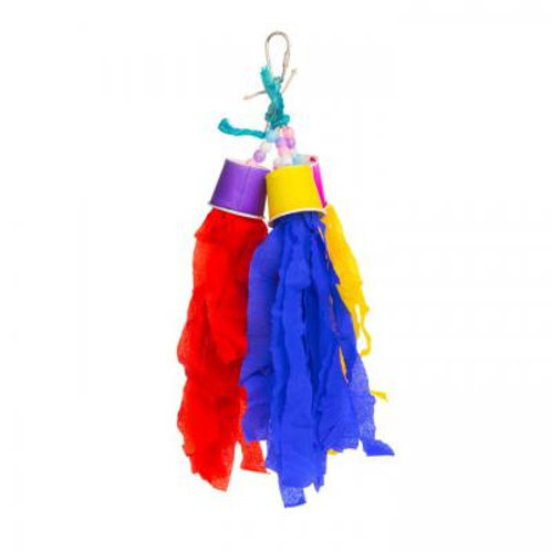 Prevue Rocket Tails Bird Toy