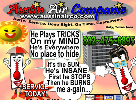 Air Conditioning Repair Service Katy Texas