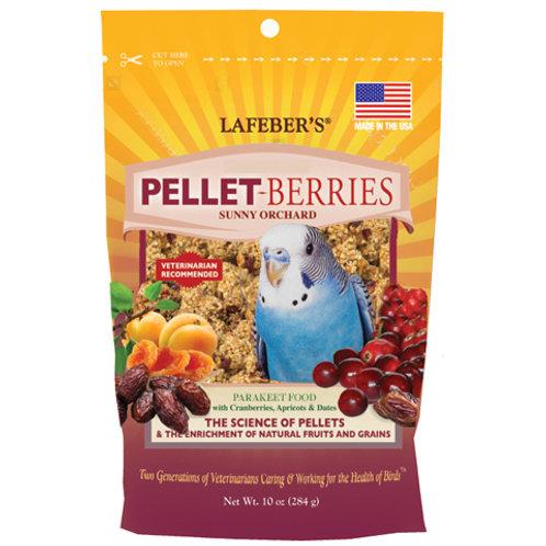 Pelletberries Parakeet