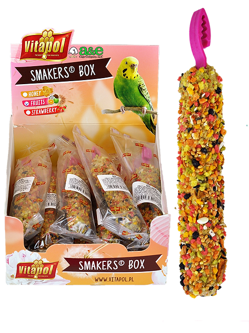 Smakers Fruit Parakeet