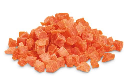 World's Best Diced Papaya 5oz