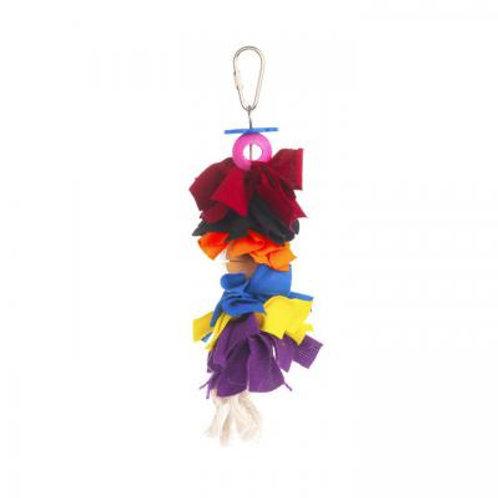 Bow Dangles Bird Toy