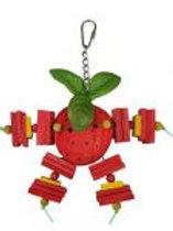 Happy Beaks Small Strawberry Toy