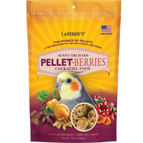 Pelletberries Cockatiel