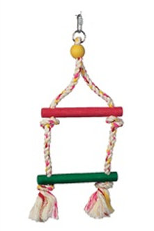 Junglewood Two-Step Rope Ladder