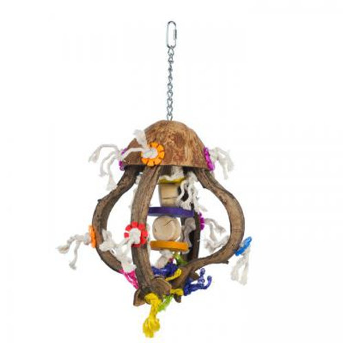 Prevue Jellyfish Bird Toy