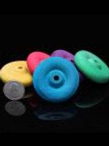 Happy Beaks Colored Circles