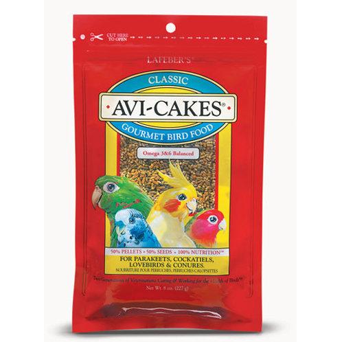 Classic Avi-Cakes for Small Birds