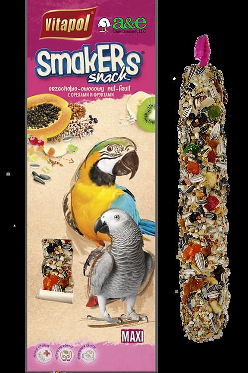 Smakers Fruit Maxi Big Parrots
