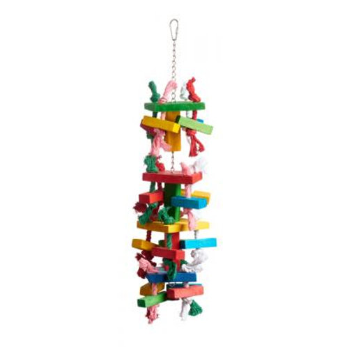 Bodacious Bites Tower Bird Toy