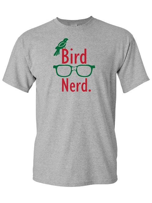 Bird Nerd- T-Shirt
