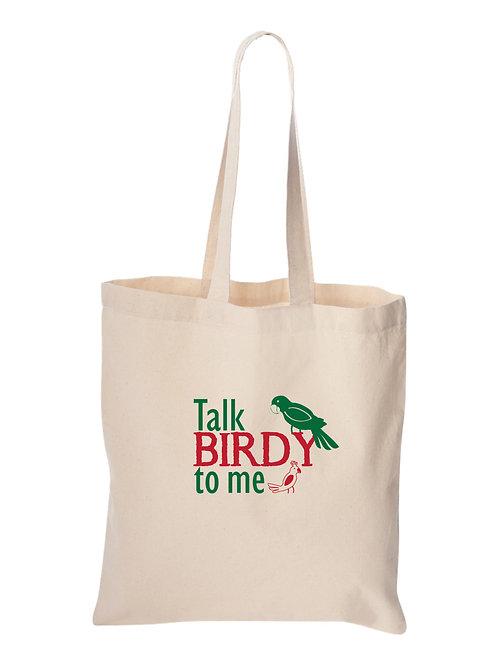 Talk Birdy to Me-Tote
