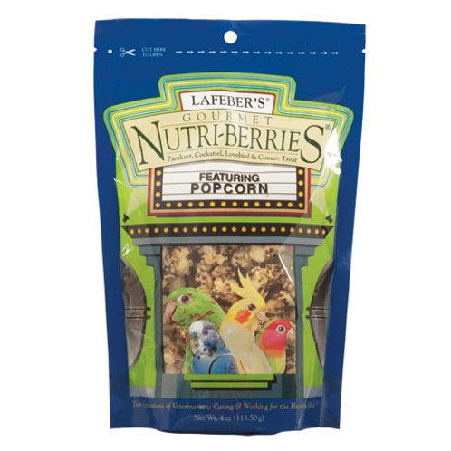 Nutriberries Popcorn Cockatiel