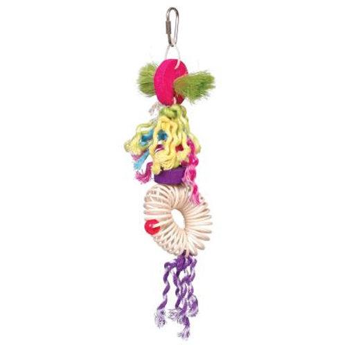Prevue Spindles-n-Spokes Bird Toy