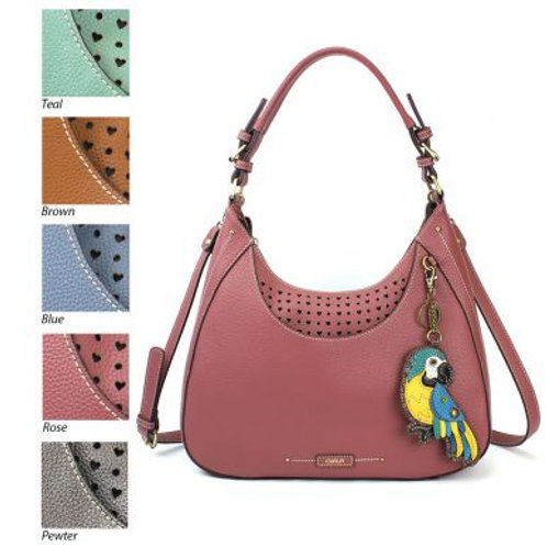 Blue Macaw Purse