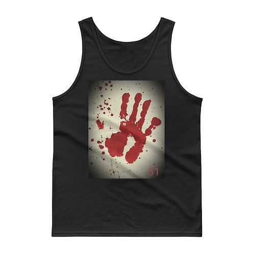 51 The Series Handprint Men's Tank Top