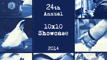 Scriptwriters/Houston's 24th Annual 10x10 Showcase August 7 – 16, 2014