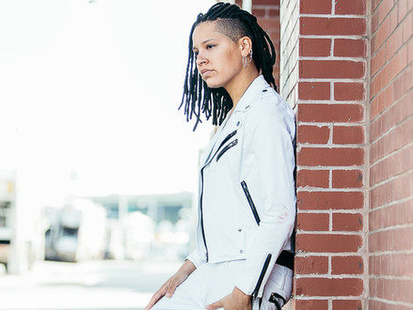 Activist/Artist Genesis Be Talks  Confederate Flag, Civil Rights, Legacy & The Way To The Future.