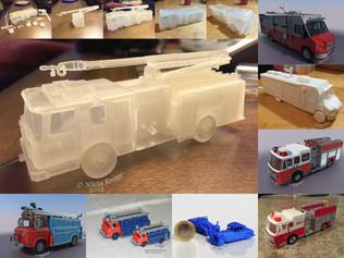 Modelle für 3D-Druck