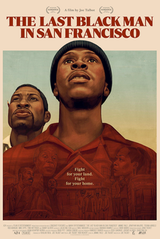 Poster of movie Last Black Man In San Francisco