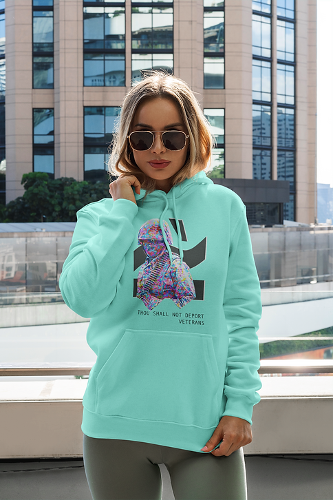 mockup-of-a-woman-with-a-pullover-hoodie