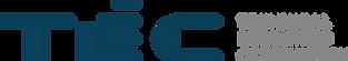 TEC_Logo_NavnHorisontal_Petroliumsblaa_R