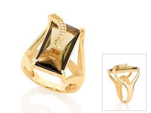 5120622036 Peridot Coloured Ring