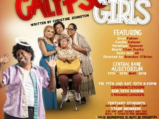 Calypso Girls Was a Hit!