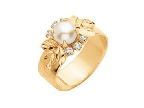 5114552012 Pearl Ring