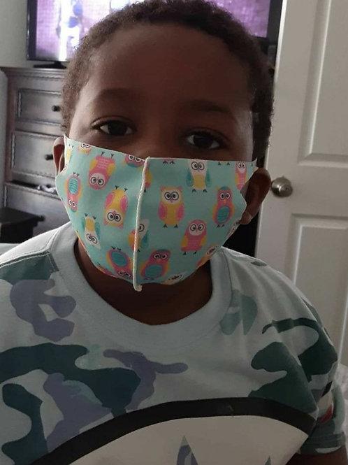 Washable Kids Mask