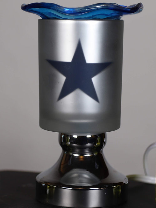 Cowboy Touch Lamp