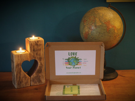 Make Valentine's Blooming Brilliant (and Eco-Friendly)!
