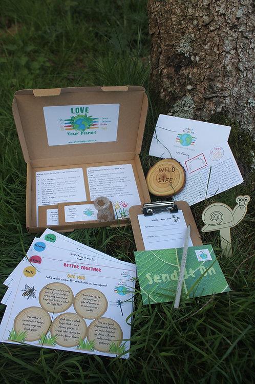 INDIVIDUAL Planet Action Kit - MAY